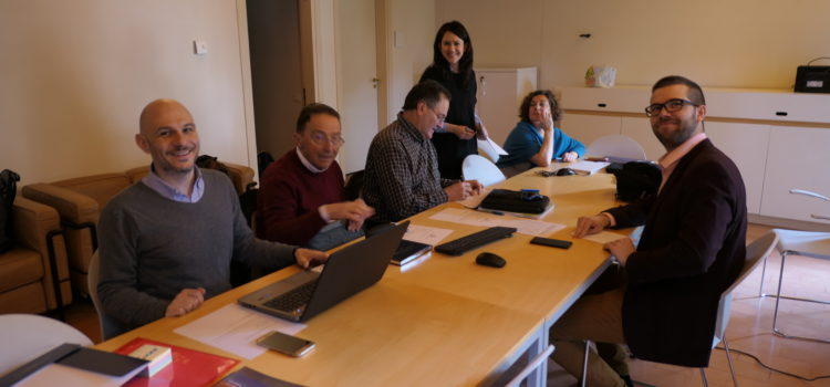 March 2018 – Second transnational meeting in Italy