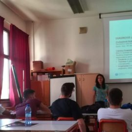 "The pilot course about ""Building Diagnosis Experts"" in Italy is starting (C8-E8)"