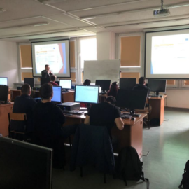 Project presentations in Warsaw