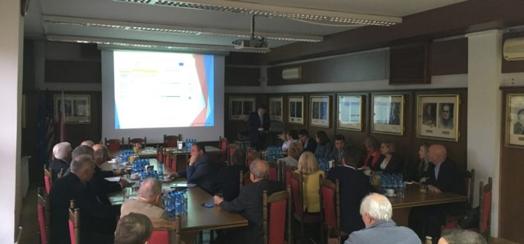 Diagnosis project presented to Civil Engineering Faculties in Poland